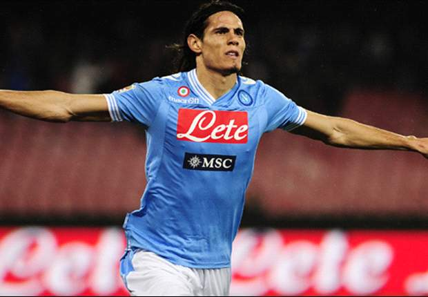 Cavani: £45 million bid changes nothing