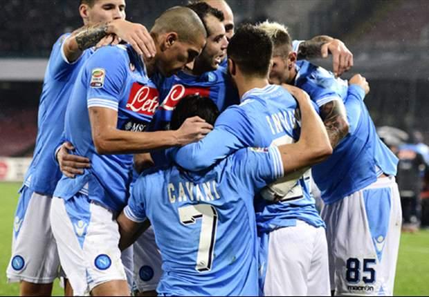 ITA, Série A - Deux points retirés au Napoli