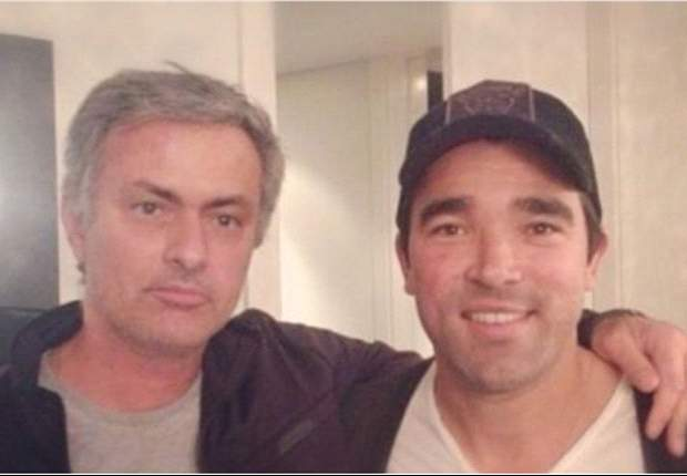 Deco: Pep Guardiola Belum Capai Level Jose Mourinho