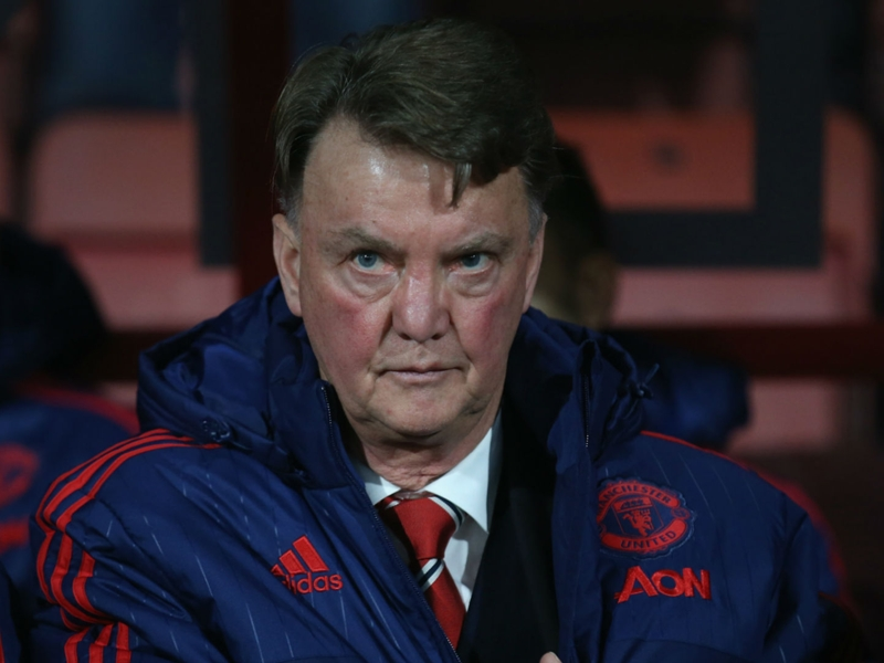 Van Gaal: Manchester United players too soft
