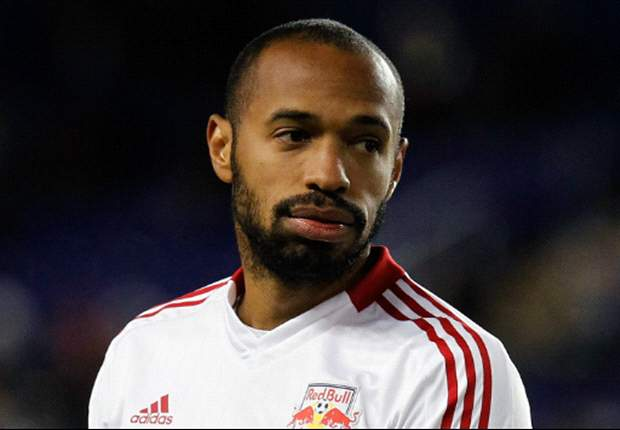Arsenal legend Henry will not think about retiring until 2015