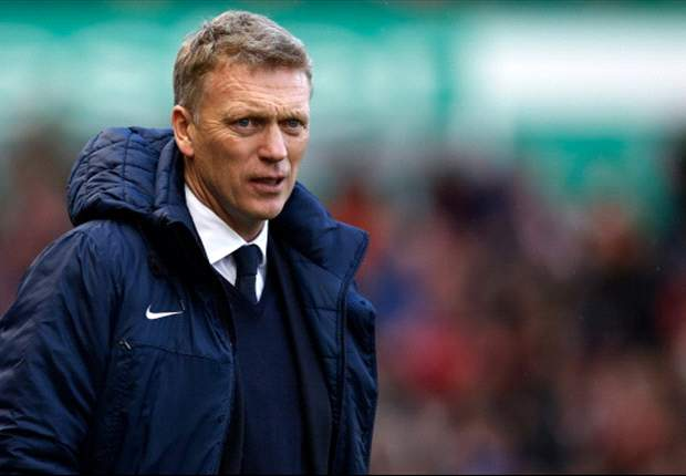 Moyes: Everton would welcome Villa if he could come on loan