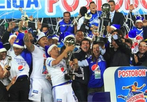 Millonarios el mejor de Colombia en 2012 según IFFHS