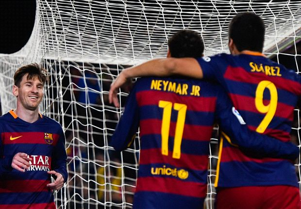 Neymar's father: There are bids coming in for Messi & Suarez as well!