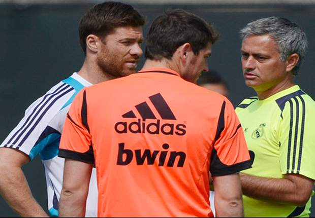 Xabi Alonso: Mourinho is one of the best