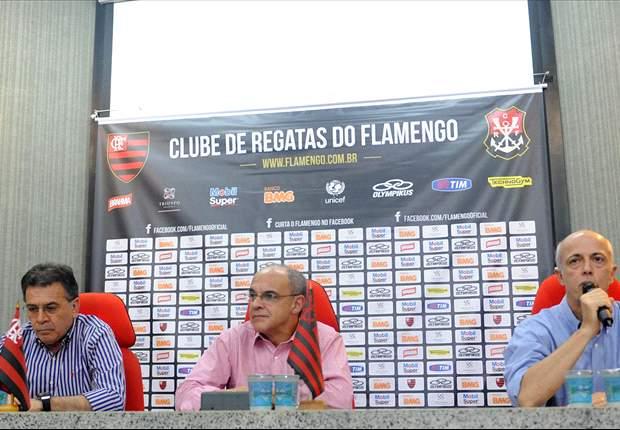Nova diretoria do Flamengo tomou posse nesta quinta