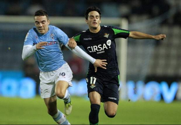 Celta Vigo 0-1 Betis: Andalusians keep up Champions League spot challenge
