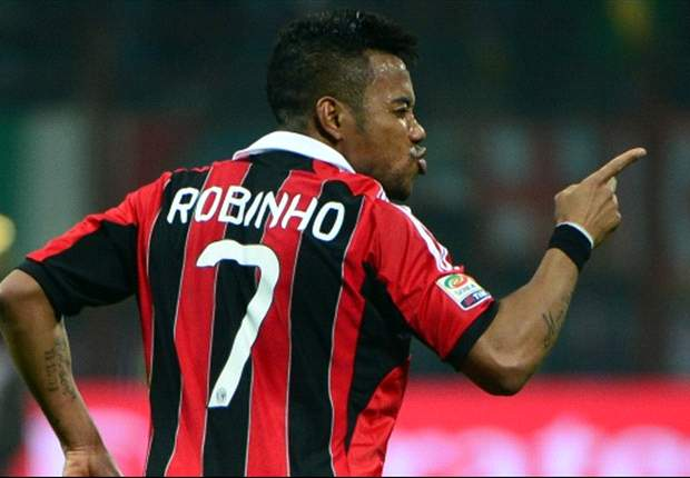 Galliani: Robinho could be sold to Santos