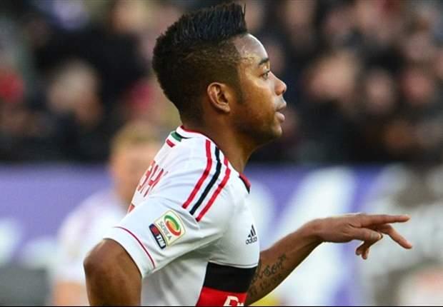 Santos Masih Ngebet Datangkan Robinho
