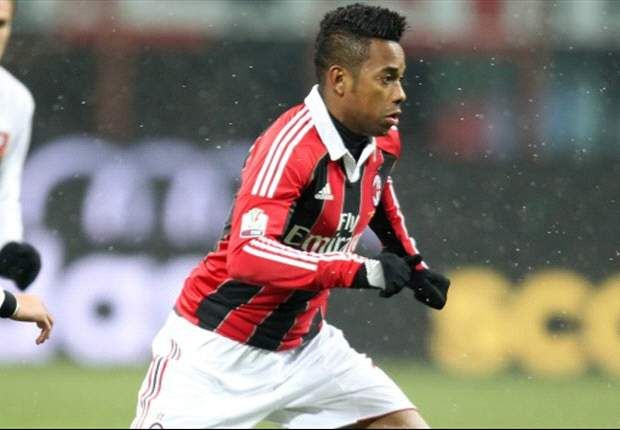 Agent: AC Milan could lower Robinho price tag for Santos