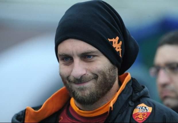 AS Roma Tegaskan Tak Lepas Daniele De Rossi