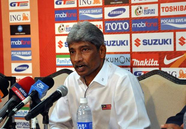 Rajagopal reveals 26 players to play in Asian Cup 2013 Qualifications