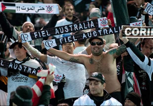 Corinthians altera rota do desfile dos campeões mundiais