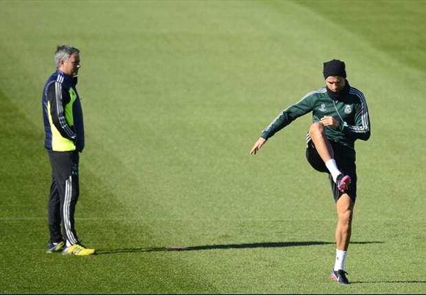 Mourinho y Ronaldo vuelven a verse las caras tras la bronca en el Bernabéu
