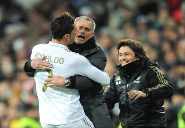 I think Mourinho will stay, says Ronaldo