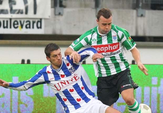 'Heerenveen aast op Zwolle-sterkhouder'