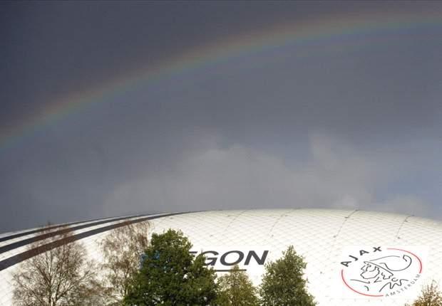 Flinke schade Ajax en Feyenoord door storm