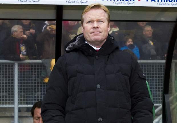 Ronald Koeman Yakin Mampu Tandingi Ajax