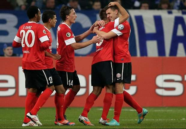 REVIEW DFB-Pokal: Mainz Depak Schalke 04