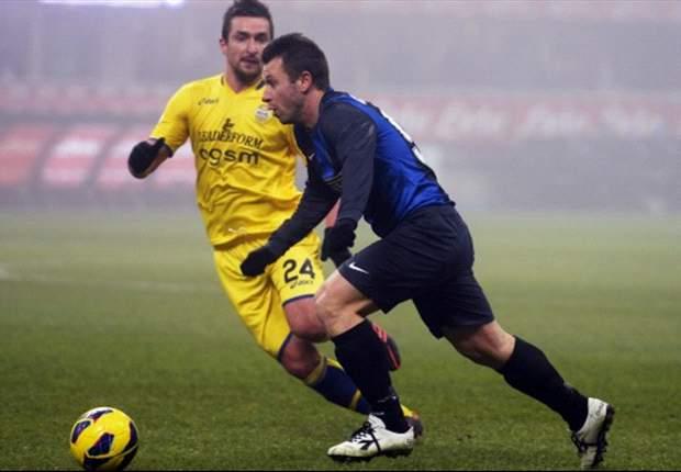 Coppa Italia: Gasak Verona, Inter Melaju Ke Delapan Besar