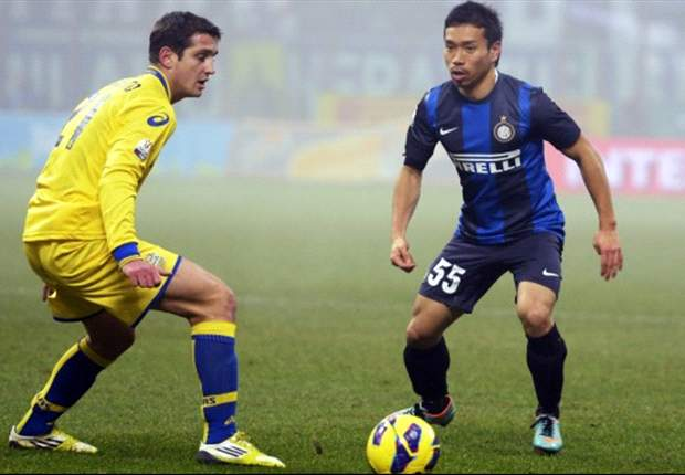 ITA, Inter - Nagatomo prolonge