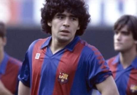 El día que Maradona se peleó contra todos