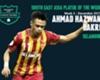 Pemain Terbaik Asia Tenggara Pekan Ini: Hazwan Bakri