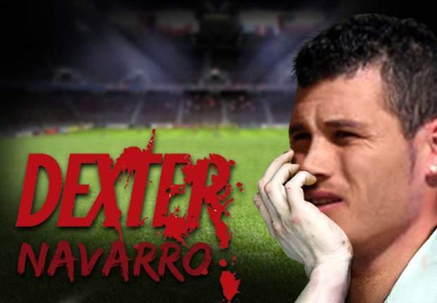 David Navarro, el 'Dexter' de la Liga BBVA