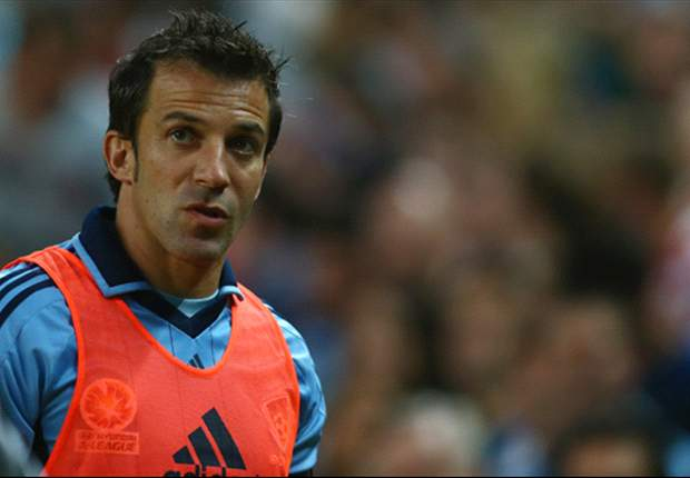 Alessandro Del Piero out of Sydney FC's trip to Adelaide