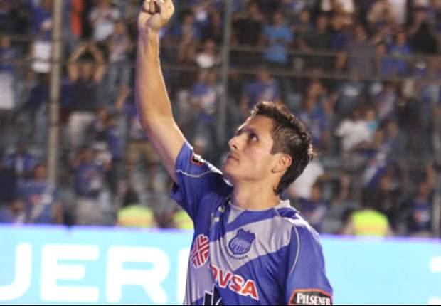 Triunfos de Emelec y Liga de Quito en el comienzo de Liga