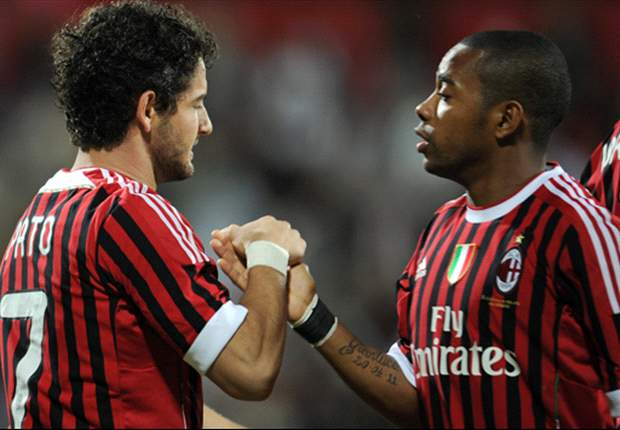 "Galliani: ""Onderhandelen over Pato en Robinho"""