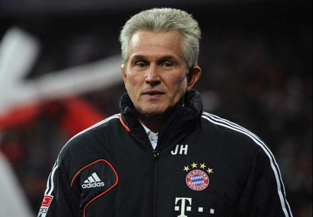 Bundesliga is Bayern's priority, insists Heynckes