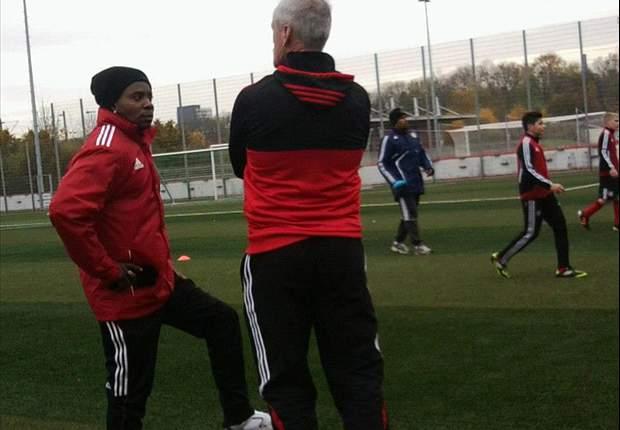 Ghana will win the 2013 Africa Cup of Nations - Bayer Leverkusen's Sebastian Barnes