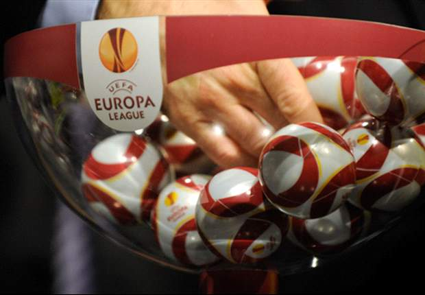 The Europa League semi-final draw in full