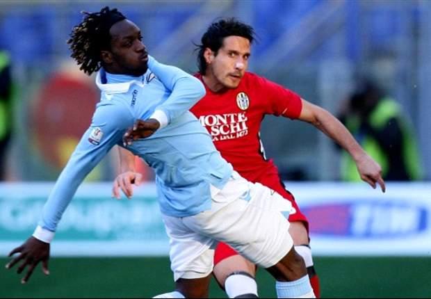 Lazio Rom gewinnt schwaches Pokal-Spiel gegen Siena