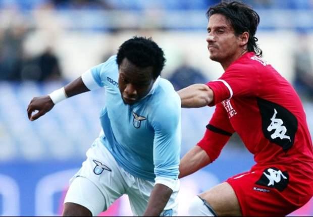 Wieder Elfmeter gegen Lazio? Siena mit glücklicher Rom-Bilanz