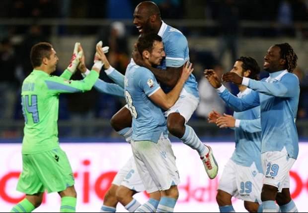 Lazio 1 x 1 Siena aos 90' :Com gol de empate no final do tempo normal, Lazio derrota Siena nos pênaltis