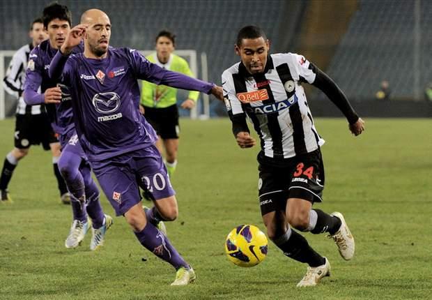 Fiorentina Tantang AS Roma Di Coppa Italia