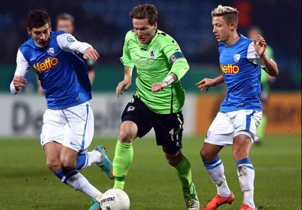 Bochum ballert sich in das Viertelfinale des DFB-Pokals