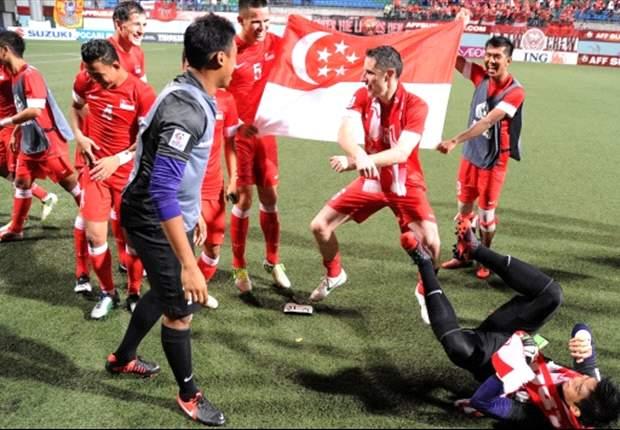 AFF Cup triumph essential to progress of Singapore football, says R Sasikumar