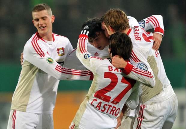 Bayer Leverkusen vor Duell gegen Benfica Lissabon mit unguten Erinnerungen