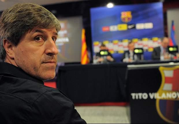 Jordi Roura, de los despachos a los banquillos