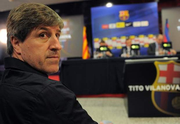 Jordi Roura to take temporary charge at Barcelona