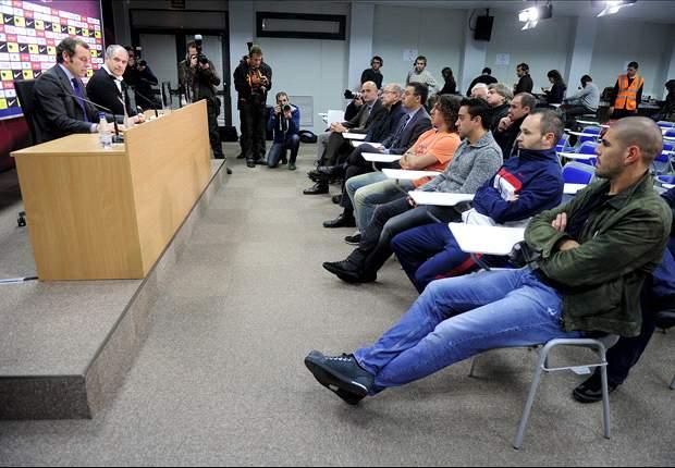 Voetbalwereld steunt 'Tito' volop via Twitter