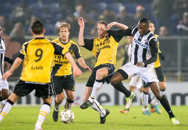 PIALA BELANDA: Vitesse Arnhem Pesta Sepuluh Gol
