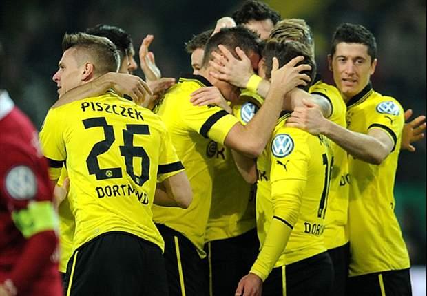 Klopp: Borussia Dortmund were fantastic