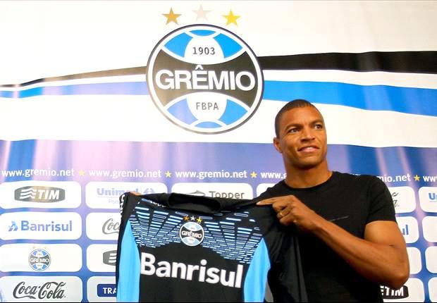Grêmio anuncia a contratação de Dida