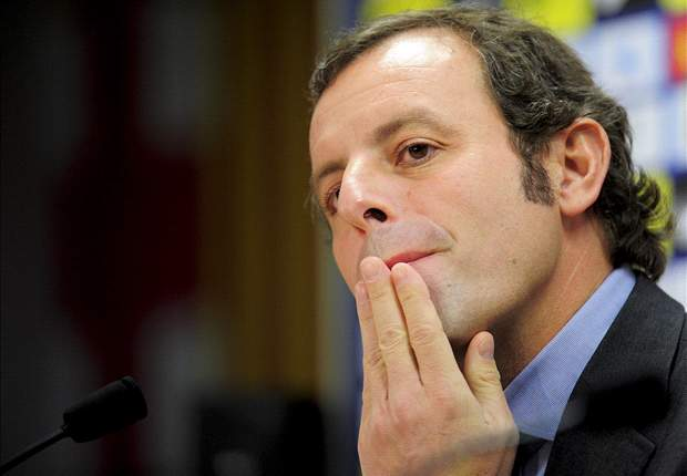 Roura furore: Rosell offers no bonus to caretaker