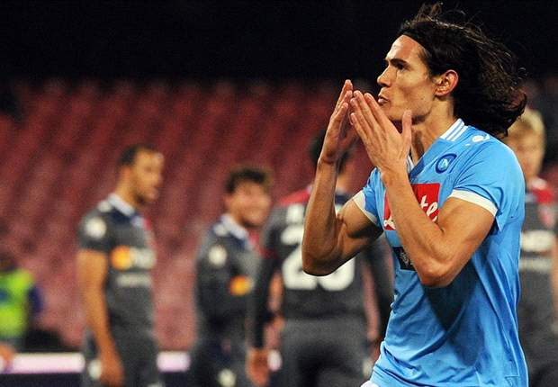 'I cannot wait for another season with Napoli' - Cavani dismisses exit talk