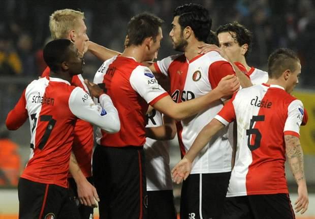 Feyenoord wil Groningen snel verslaan